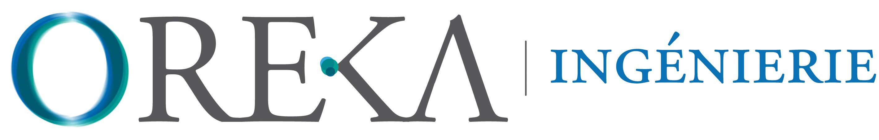 company's Oreka Ingénierie logo