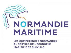 Normandie Maritime's logo