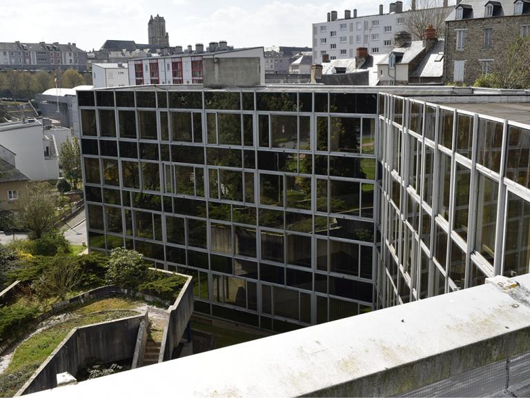 Réhabilitation et densification du bâtiment de la Dollée