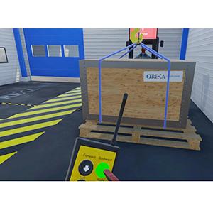 SERIOUS GAME réalité virtuelle - OREKAVR
