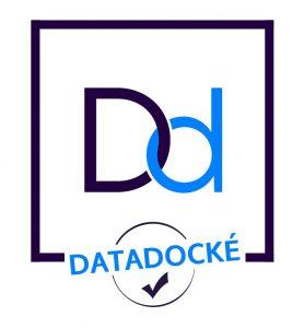 Nous sommes certifiés Datadocké
