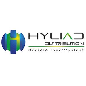 Hyliad's logo