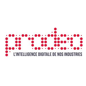 Logo de l'entreprise partenaire Prodeo