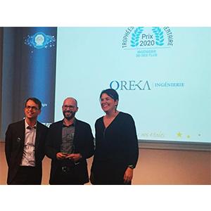 OREKA Engineering winner