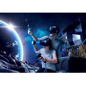 Test du jeu Eclipse en VR chez Le Rituel