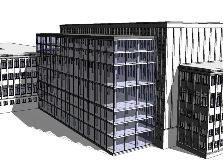 Etude de faisabilité sur la restructuration des bâtiments C et D du Campus 1