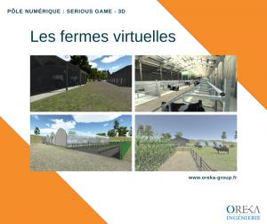 Découverte des fermes virtuelles