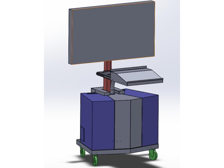 Design of a 3d box