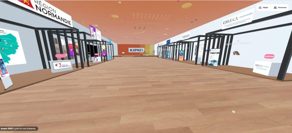 Normandie showroom